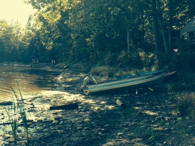 Jack Holland\'s boat